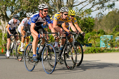 UQ Rider Peter Garrone - 2005 Giro de Brisbane Cycling Criterium, Carina, Brisbane, Australia; linked to the Abruzzo Club. Photos by Des Thureson: http://disci.smugmug.com